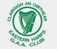 Official Sponsor of Eastern Harps GAA Mens and Ladies Football Teams